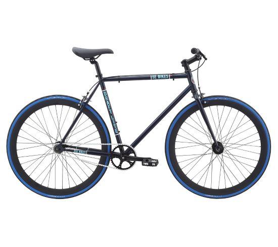 SE Bikes Draft Lite Bike Bysykkel MATT SVART