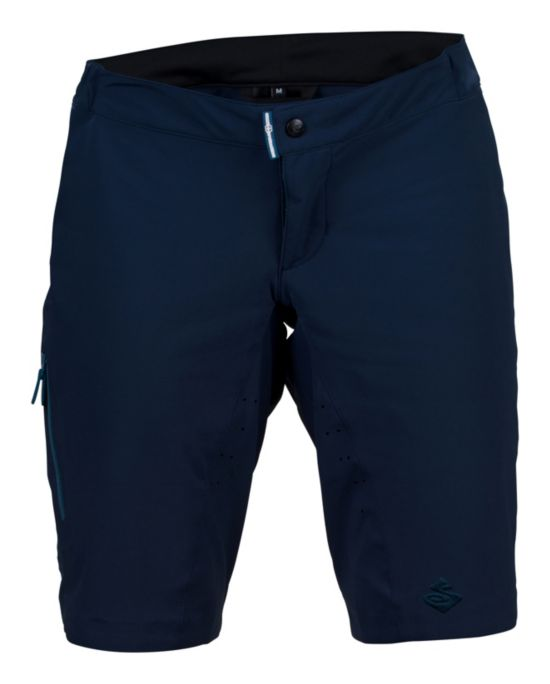 Gasolina Sykkelshorts Dame MIDNIGHT BLUE