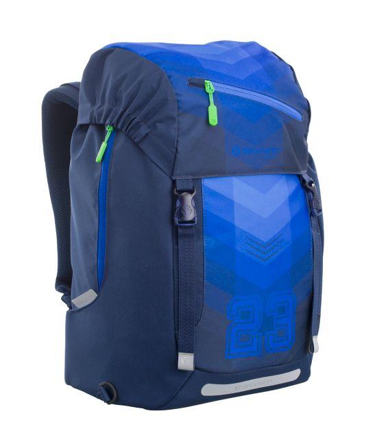 Skolesekk 30 liter BLUE