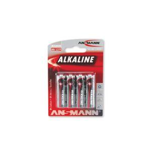 Redline 4xAA Batterier