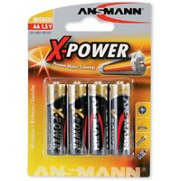 Xpower AA Batterier