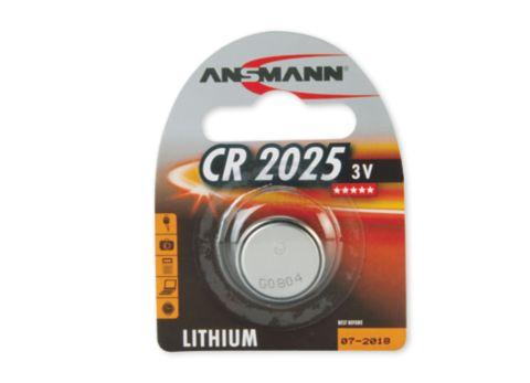 CR2025 batteri