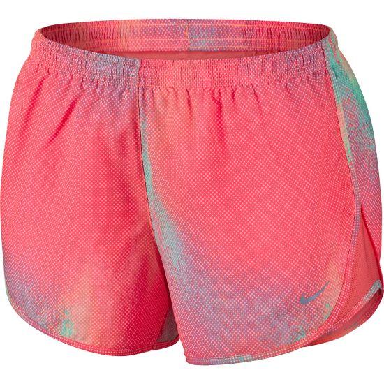Printed Mod Tempo Shorts Dame
