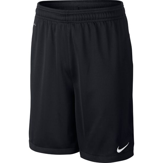 Academy Shorts Jr. BLACK/BLACK/WHI
