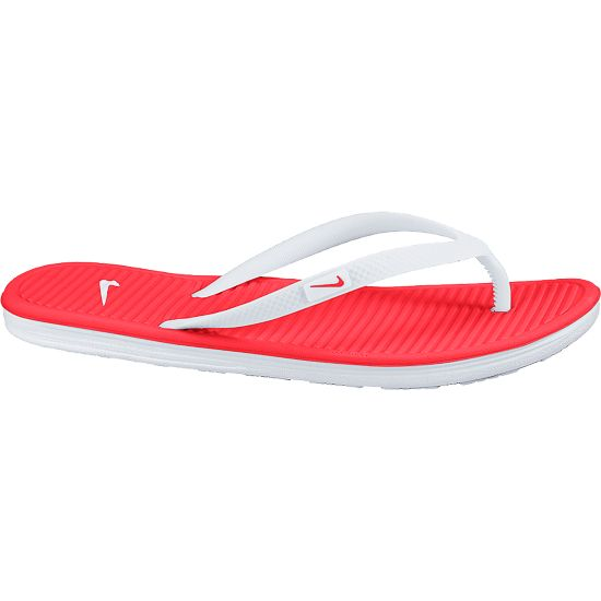 Solarsoft Thong II Sandal Dame WHITE/BRIGHT CR