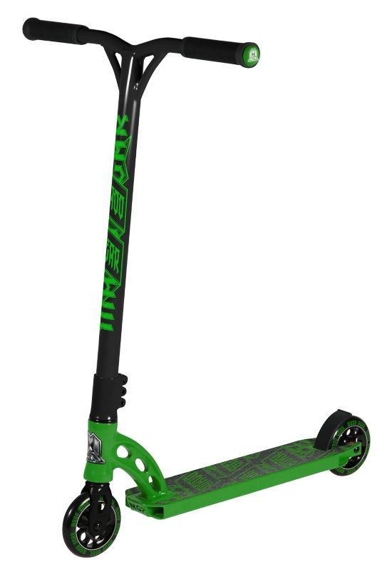 VX5 Team Sparkesykkel 205-030 GREEN