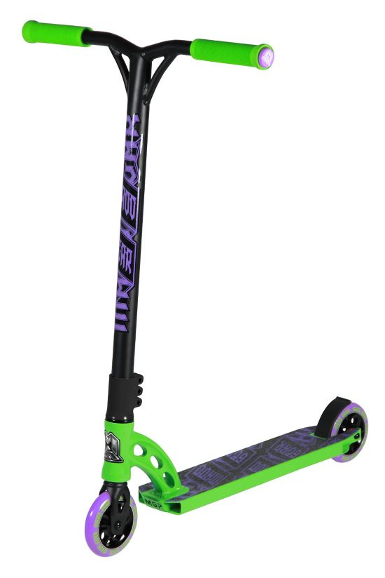 VX5 Team Fluro Sparkesykkel 205-038 GREEN