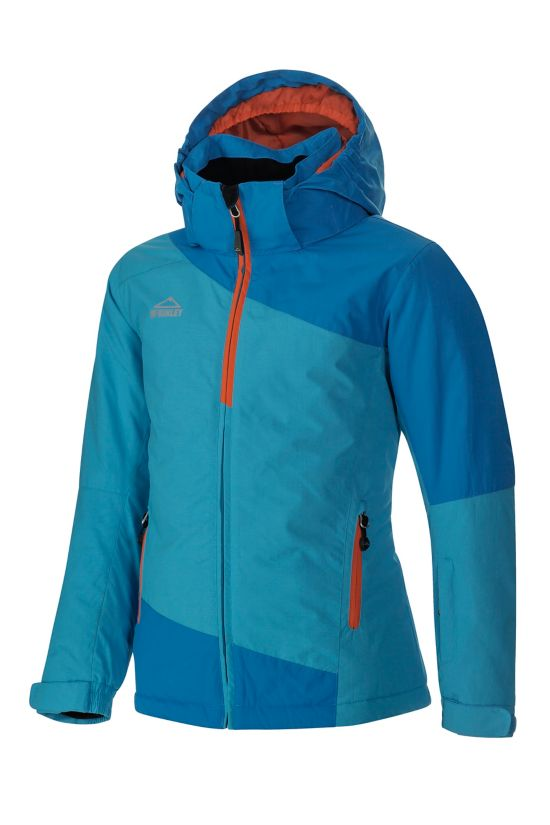 Paris Alpinjakke Junior BLUE LIGHT/BLUE