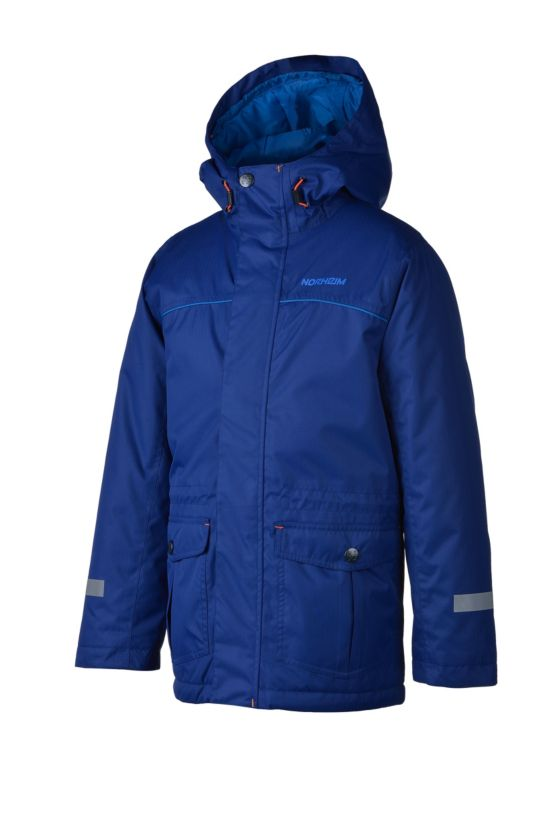 Sandegga Parka Junior BLUE DEPTHS