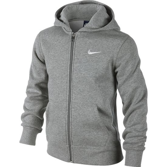 YA76 Hettejakke Junior DK GREY HEATHER