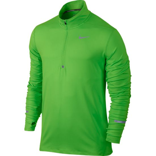 Element Treningsoverdel Herre GREEN PULSE/REF