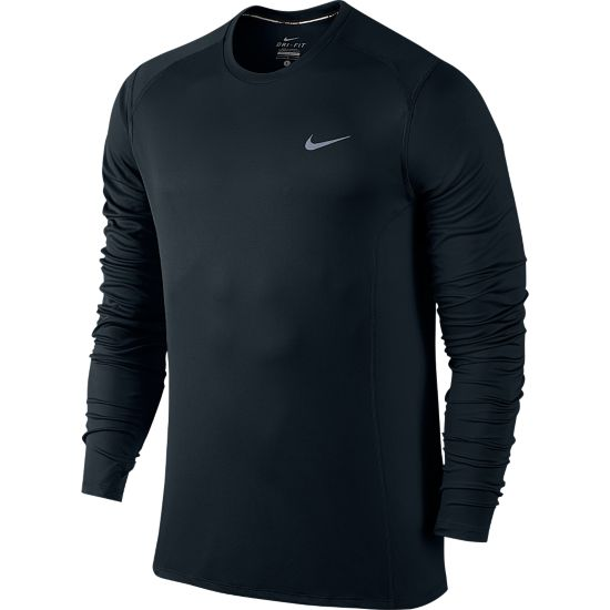 Dri-Fit Miler Long Sleeve Herre