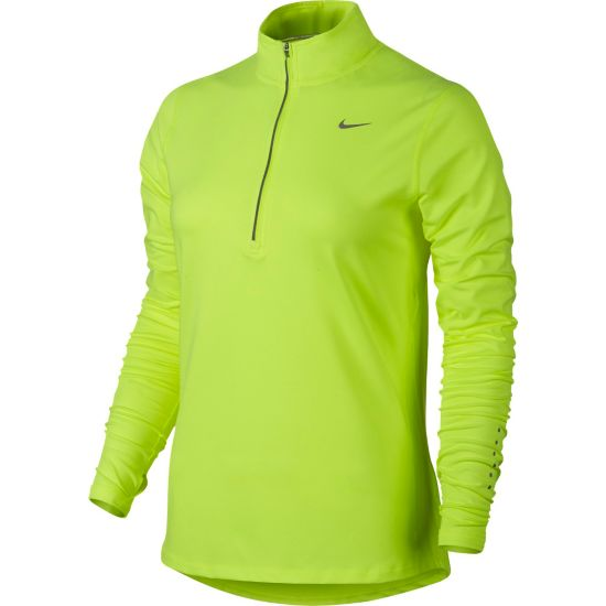 Element Half Zip Dame VOLT/REFLECTIVE
