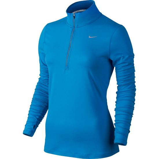 Element Half Zip Dame LT PHOTO BLUE/R