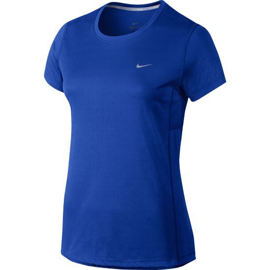 Miler Short Sleeve Dame GAME ROYAL