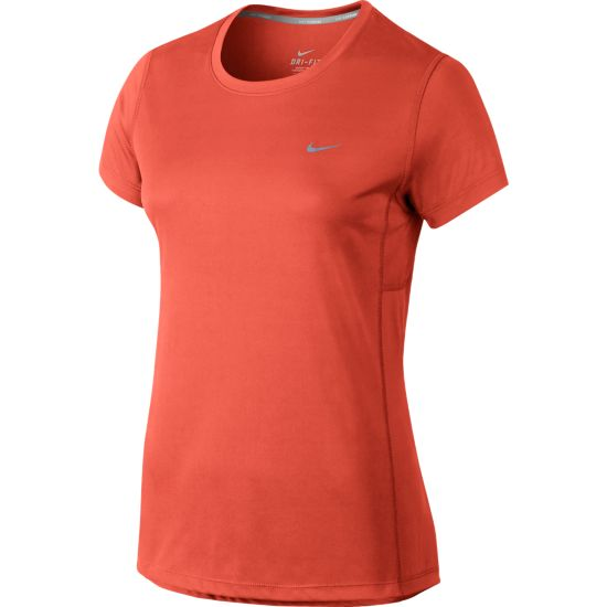 Miler Short Sleeve Dame TURF ORANGE/REF