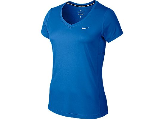 Miler V-Neck Dame GAME ROYAL