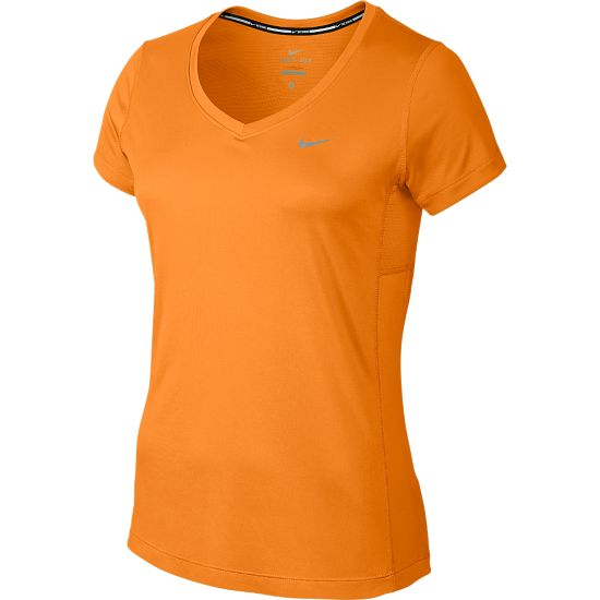 Miler V-Neck Dame BRIGHT CITRUS