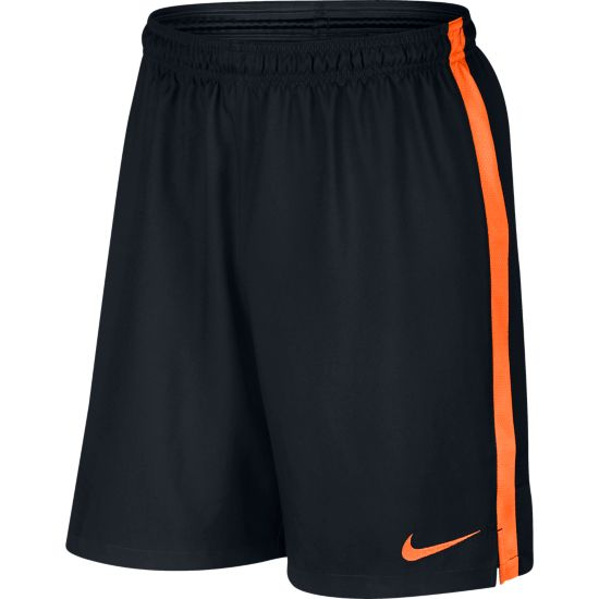Strike Fotballshorts BLACK/TOTAL ORA
