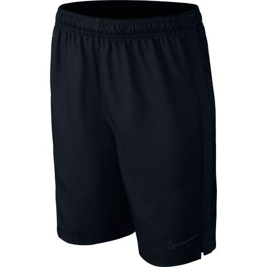 Strike Woven Shorts Junior BLACK/BLACK/BLA
