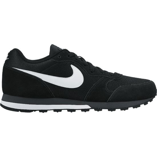 MD Runner 2 Fritidsssko Herre BLACK/WHITE-ANT