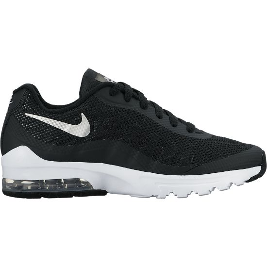 Air Max Invigor Fritidssko Dame BLACK/METALLIC