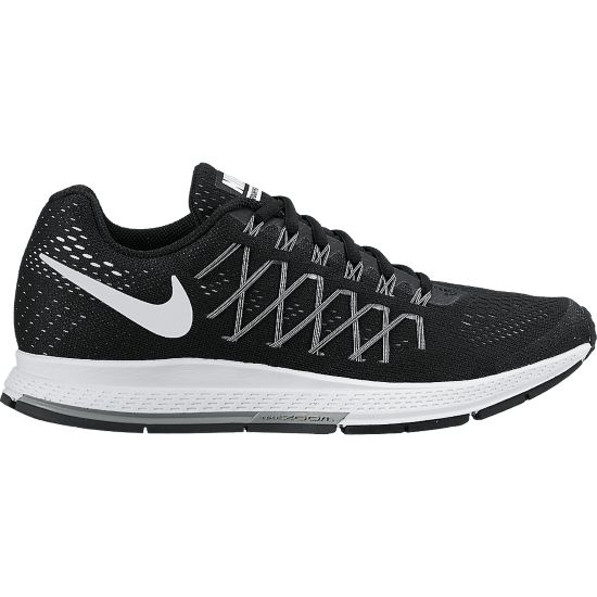 Air Zoom Pegasus 32 Løpesko Dame BLACK/WHITE-PUR