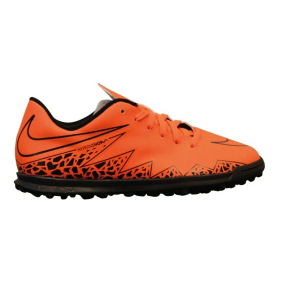 Hypervenom Phade TF Fotballsko Grus Jr. TOTAL ORANGE/TT