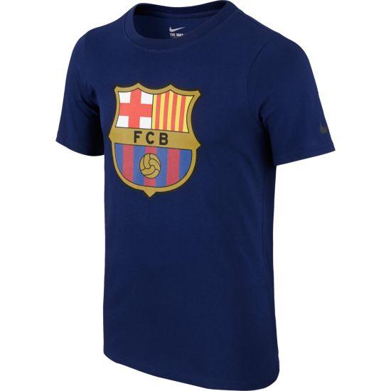 FC Barcelona T-Skjorte Jr.