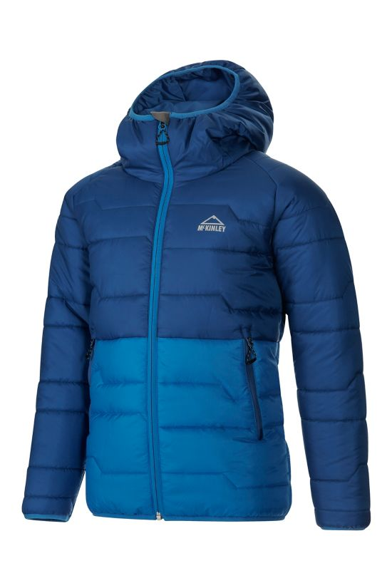 Guamo Downlook Jakke Junior BLUE DARK/BLUE