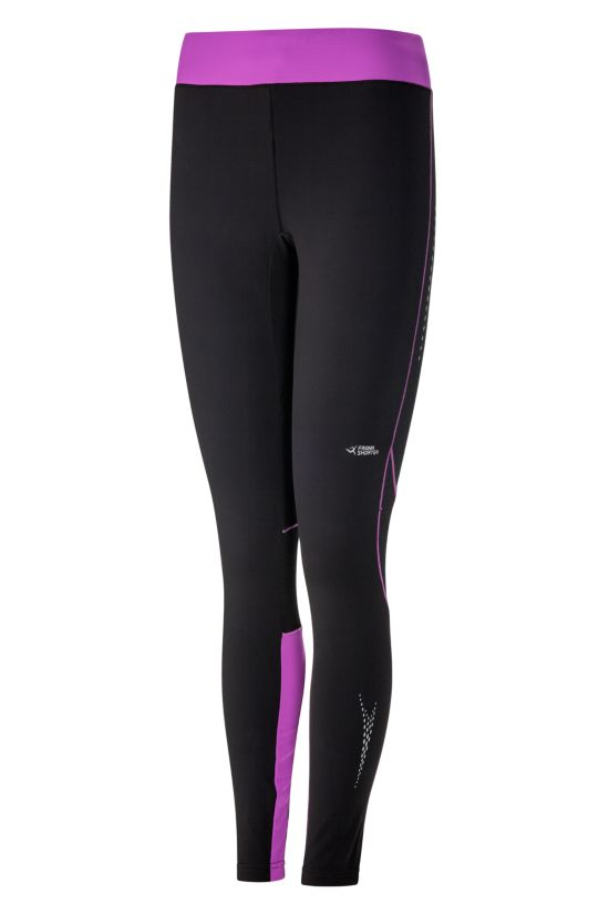 Rachel II Long Tight Thermo Brushed Dame