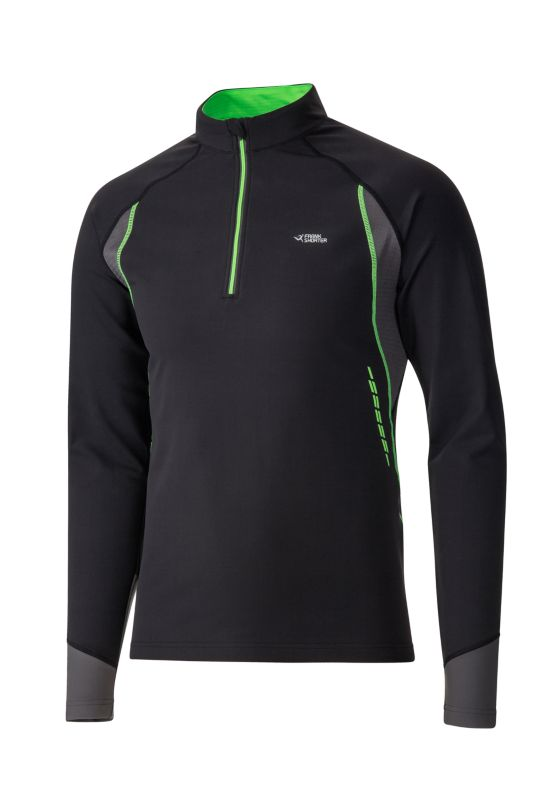 Renzo II Half Zip Long Sleeve Fleece