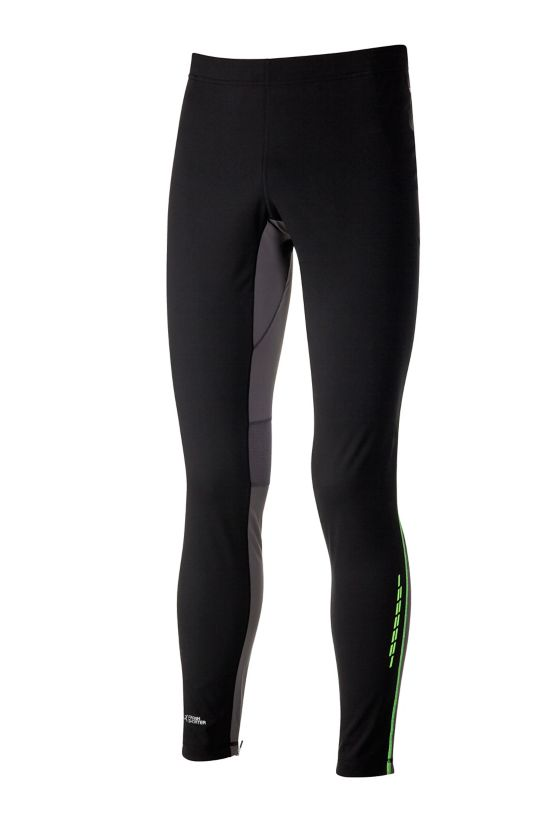 Ruben II Long Tight Windprotection BLK/NIGHT/LIME