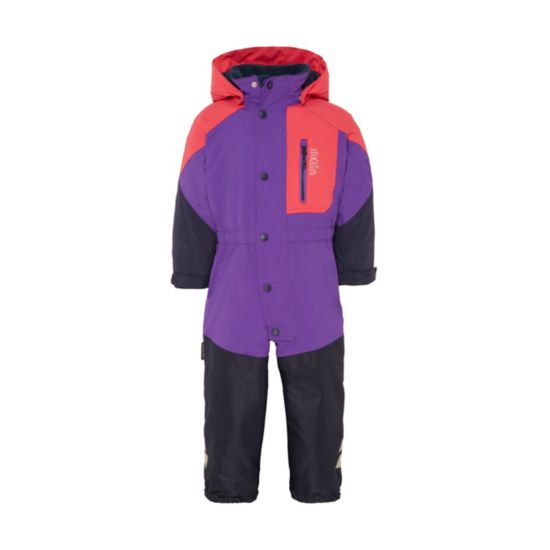 Hanemsvatnet Parkdress Barn HOT PURPLE