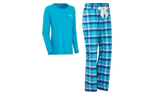 Fager Pyjamas Dame AQUA