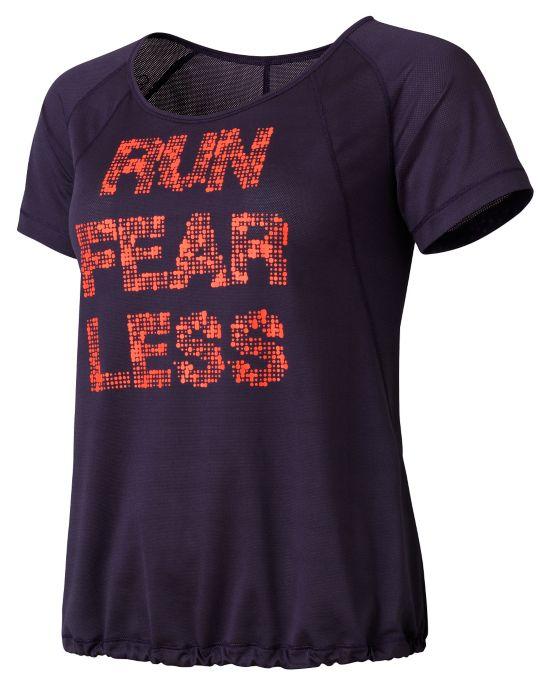 Fearless Trenings T-skjorte Dame