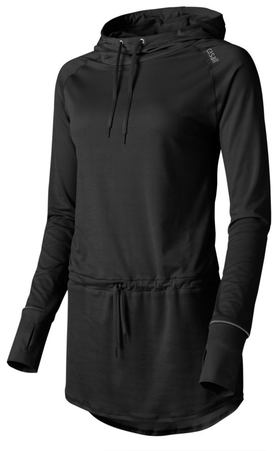 Shift Treningsgenser Dame BLACK