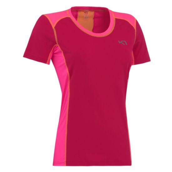 Matilde Trenings T-Skjorte Dame ROSE