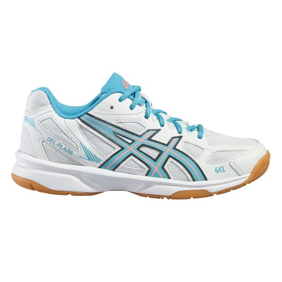 Gel-Flare 5 GS Treningssko Jr. WHITE/BLUE ATOL