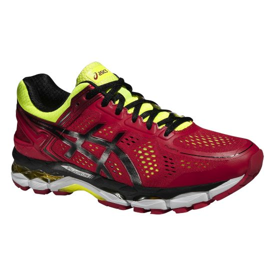 Gel-Kayano 22 Løpesko Herre RED PEPPER/BLAC