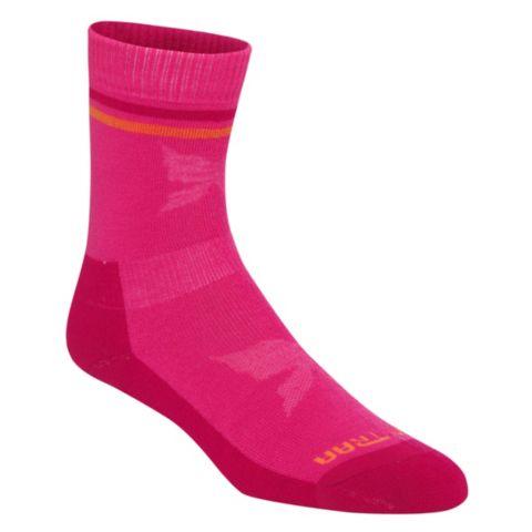 A Wool Sock Ullsokk Dame ROSE