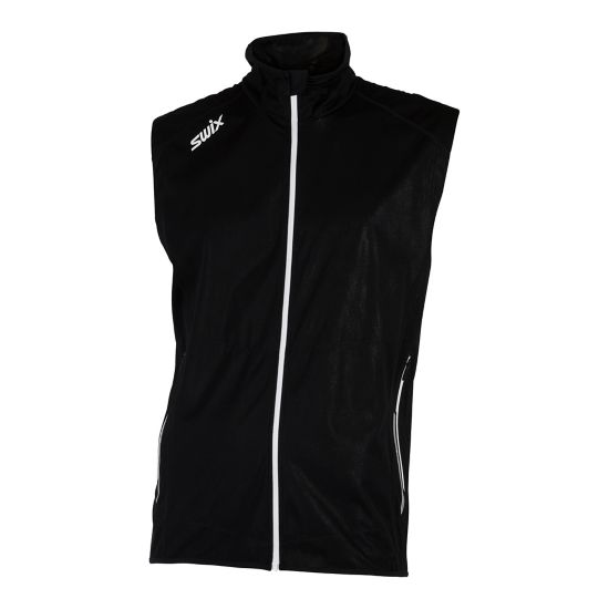 CarbonX vest Mens BLACK