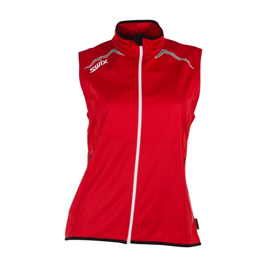 CarbonX vest Womens RØD