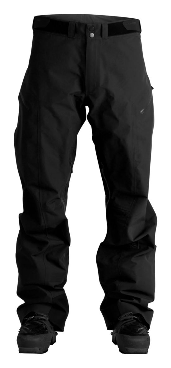 Salvation Pants TRUE BLACK