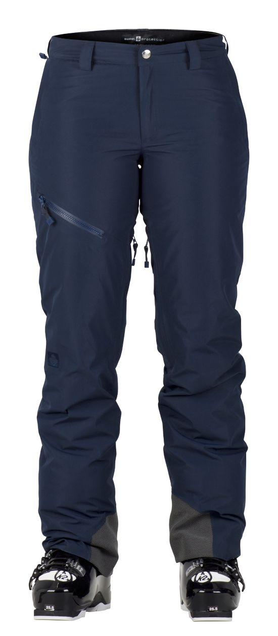 Diamond 2-lags Bukse Dame MIDNIGHT BLUE