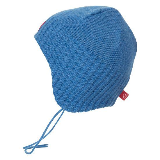 Sagen Baby Hat BRIGHT BLUE MEL