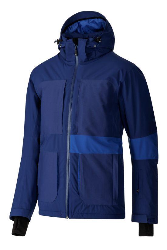 Napier Alpinjakke Herre BLUE DARK/BLUE