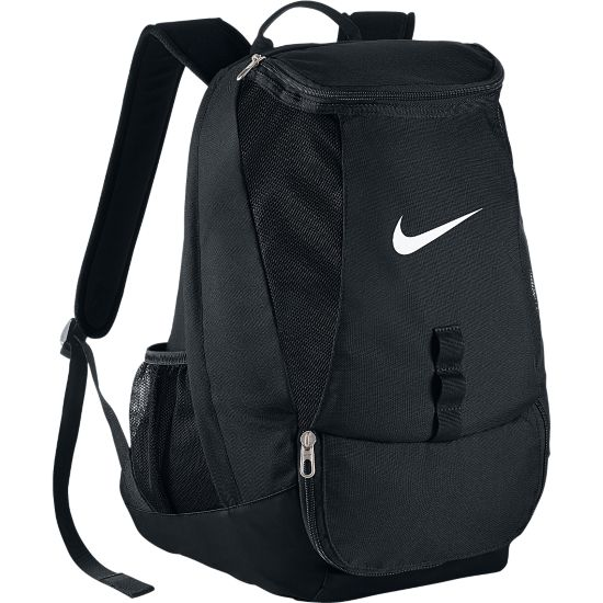 Nike Club Team Swoosh Backpack BLACK/BLACK/(WH