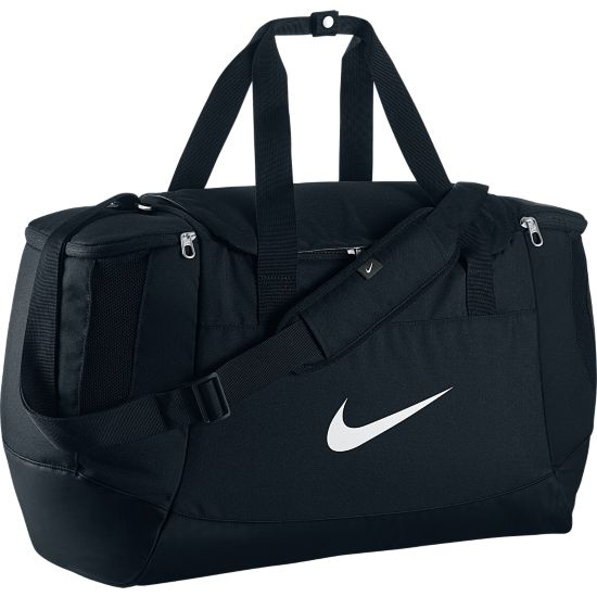 Club Team Treningsbag Medium 010-BLK/BLK/WH