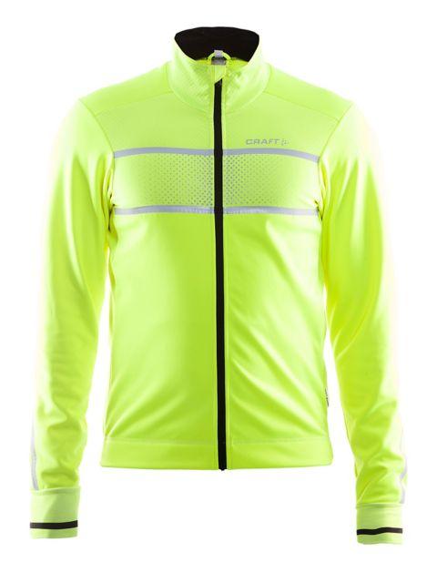 Glow sykkeljakke  FLUMINO